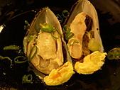 七月聚餐-烤狀猿:孔雀蛤