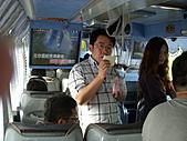 2011員工旅遊:正在吃早餐的昌威