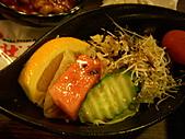 七月聚餐-烤狀猿:水果沙拉..好吃!!