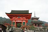 2009京都紅葉狩11/28-11/29:仁王門與三重塔