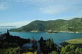 亞得裏亞海-科楚拉島(馬可波羅之家)和史東(世界第二長的城牆)(10/21):20091021_339.JPG