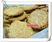 我的作品-餅乾:蜂蜜燕麥餅乾.jpg