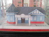 足跡-南部:旗山車站模型