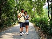 98年6月7日豐柏步道及二水自行車道:豐柏步道入口處