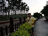 98年6月7日豐柏步道及二水自行車道:二水自行車道源泉車站前