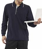 長袖POLO衫-訂製:PL96111