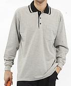 長袖POLO衫-訂製:PL96116