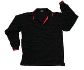 長袖POLO衫-訂製:PL96119