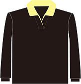 長袖POLO衫-訂製:PL93005