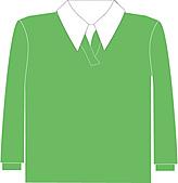 長袖POLO衫-訂製:PL93006