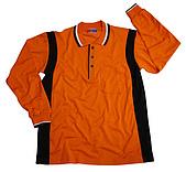 長袖POLO衫-訂製:PL96125