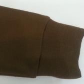 客製化款式介紹:袖口束口(束織帶)