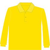 長袖POLO衫-訂製:PL93008