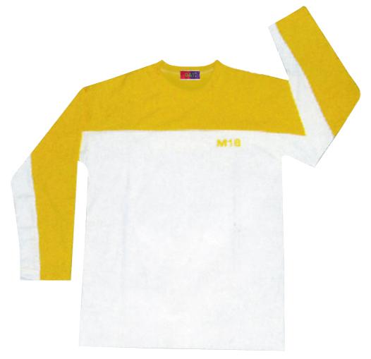長袖T恤衣款-訂製:T78
