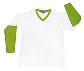 長袖T恤衣款-訂製:T81