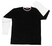 長袖T恤衣款-訂製:T82