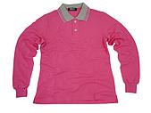 長袖POLO衫-訂製:PW38
