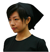 頭巾.領巾:B27