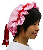 頭巾.領巾:B41
