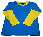 長袖T恤衣款-訂製:T138