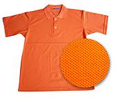 POLO衫、T恤現貨布料:四角網眼布