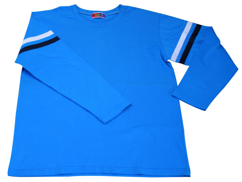 長袖T恤衣款-訂製:T153