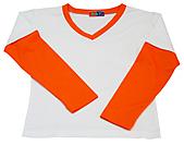 長袖T恤衣款-訂製:T155
