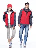 外套現貨(未分類):彈性軟殼防潑水保暖外套(紅) CS198.JPG