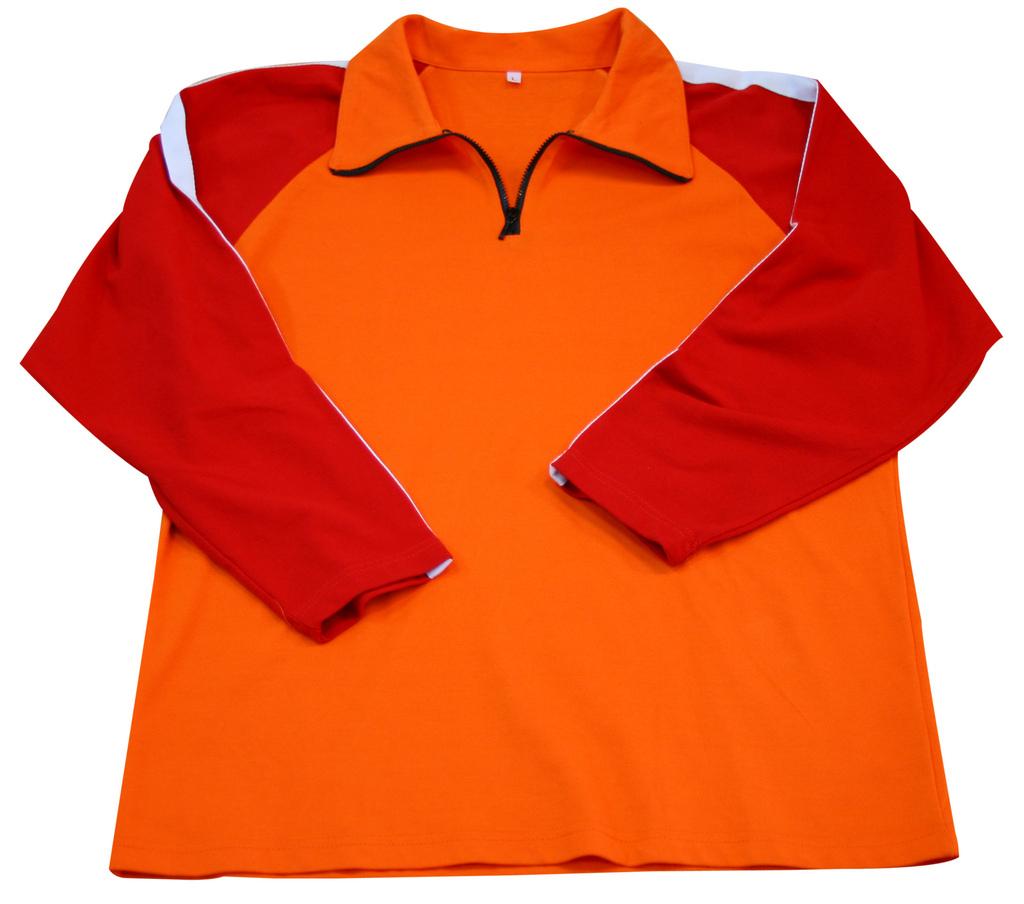 長袖POLO衫-訂製:PS97027