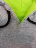 客製化款式介紹:帽子交叉式車縫