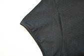 客製化款式介紹:小包袖袖口滾本布邊