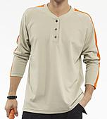 長袖T恤衣款-訂製:T-110