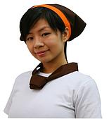 頭巾.領巾:B25.B32