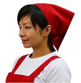 頭巾.領巾:B30