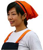 頭巾.領巾:B33