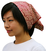 頭巾.領巾:B36