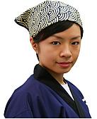 頭巾.領巾:B37