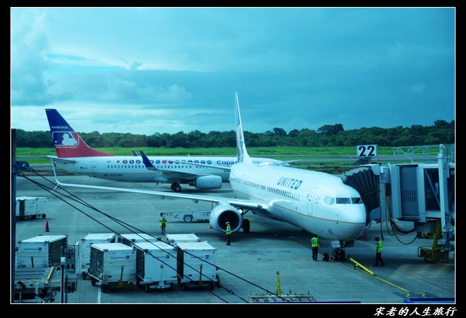 古巴  巴拿馬機場、巴拿馬航空:04039.JPG