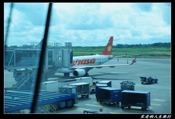 古巴  巴拿馬機場、巴拿馬航空:04040.JPG