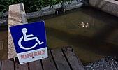 礁溪溫泉公園:溫泉會館前
