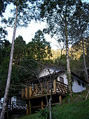 明池馬告生態之旅:明池山莊林間木屋