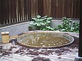 礁溪-溫泉溝:其實是大檜木筒湯啦