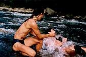 大同-梵梵野溪溫泉:友仁&JOE(淹死我吧