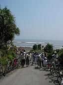 冬山河單車之旅:清水海邊