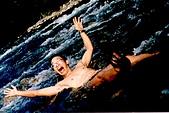 大同-梵梵野溪溫泉:友仁(水裡有蛇