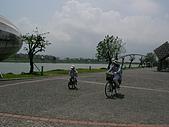 冬山河單車之旅:冬山河親水公園
