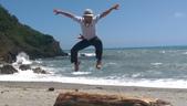 我要成為海賊王(蘇澳sup+浮潛):內埤海灣的飛躍