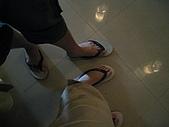 2009-10-29 峇里島/NATALIE SPA/MATAHARI(太陽百貨)/:494-一樣只照了腳部去角質...之後的按摩+敷臉...就沒辦法照
