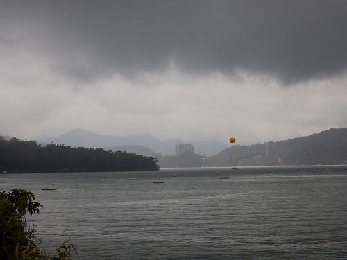 DSCN2787.JPG - 2016萬人泳渡日月潭