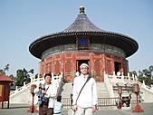 中國北京瀋陽之旅:天壇之正殿前-1.jpg